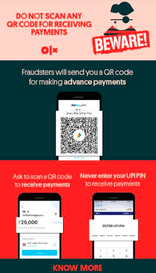 Qr Code Scams India Help Center